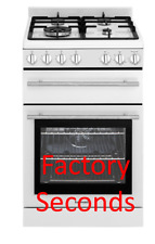 Euromaid 54cm Gas Upright Cooker (GG54GOW)