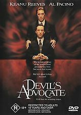 DEVIL'S ADVOCATE - BRAND NEW/ SEALED DVD (KEANU REEVES, PACINO, CHARLIZE THERON)