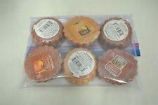 6pack Yankee Candle Housewarmer Variety Wax Potpourri Tart, 0.8 oz each