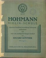 HOHMANN ~ Violinschule Heft 3