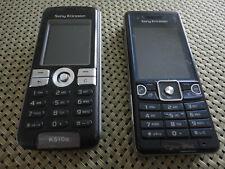 2x SONY ERICSSON K510 C510 Phone GSM PROTOTYPE UNRELEASED engineering Developer