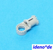 Lego Technik Technic 1 Stk. Pin Gelenk Verbinder alt hellgrau 4273 NEU