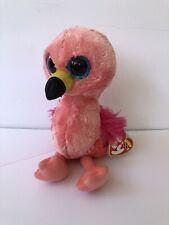 2018 TY Beanie Boos Collectible Figure Gilda Flamingo