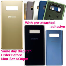 Original Rear Glass Back Battery Cover forSamsung Galaxy Note 8 Note8
