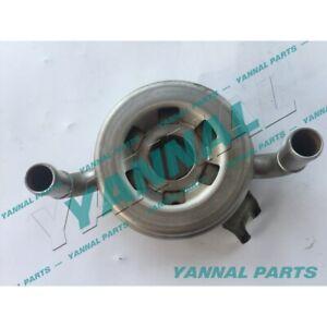 New V3307 Oil Cooler Core For Kubota