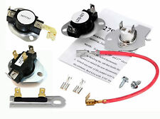 Roper Dryer Kit 3399693 3392519 306910 3399848 Fuse Thermostat Kit