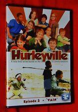 "NEW Hurleyville Disc 2 ""VAIN"" Episode 3 DVD (10 Commandments) Christian Interest"