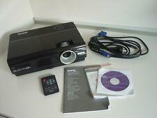 BenQ Projektor MP626/MP670 / Beamer / Heimkino mit Fernbedienung/ Tasche / Kabel