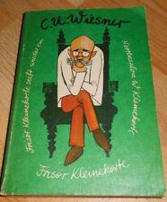 DDR : Frisör Kleinekorte +++ Wiesner ++ Eulenspiegel verlag Humor 1981
