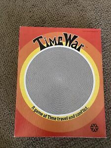 """Yaquinto Game """"Time War"""" 1979, Time Travel & Conflict"""