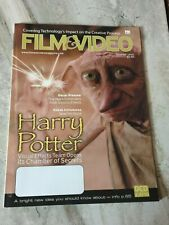 Film & Video Magazine, HARRY POTTER - Dobby 2002