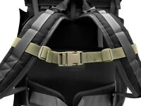 Marauder Chest Strap - British Army Quick Release Buckle - Any Rucksack/ Bergen
