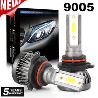 2x 9005 LED Headlight Bulbs Conversion CREE 1200W 180000LM Hi/Lo Beam Lamp 6000K