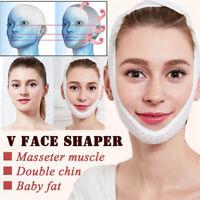 FT- Women Facial Care Chin Cheek Slimming Belt V-Line Face Lifting Mask Bandage