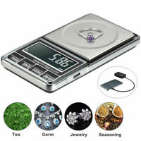 Mini 1000g/0.1g Balance Échelle électronique Portable de Précision Bijoux Poids
