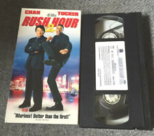 Rush Hour 2 Jackie Chan, Chris Tucker (VHS, 2001)