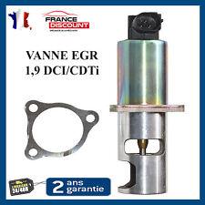 Vanne EGR pour Renault Clio 2 Laguna Kangoo Megane Scenic 1,9 1,9l d Dti Dci 105
