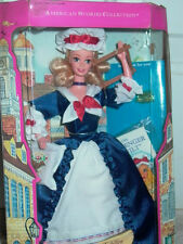 New Special Edition Colonial Barbie Doll