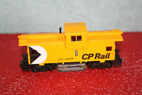 HO TRACK CLEANER  CP # 4959 Wide View CABOOSE Train car !