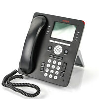 Avaya 9608 VOIP Desktop Phone with Handset and Stand