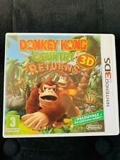 Donkey Kong Country returns 3D - Jeu Nintendo 3DS