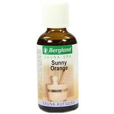 SAUNA AUFGUSS Konzentrat Sunny Orange 50 ml PZN 1747971