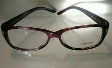Tom Ford RX Eyeglasses TF3181AF/83Z  Color Dark Purple Tortoise /Size 54-15-135