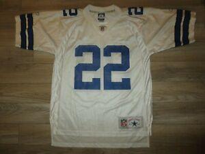 Emmitt Smith #22 Dallas Cowboys NFL Jersey Mens Medium M