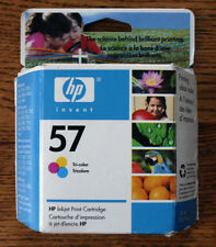 HP 57 Tri Color Inkjet Print Cartridge SINGAPORE May 2007 unopened unused
