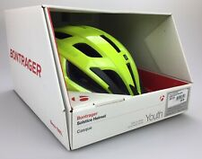 NEW Bright Yellow Bontrager Solstice Youth Cycling Helmet 48-55cm 18 7/8-21 5/8""