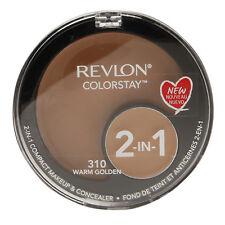 Revlon Colorstay 2-in-1 Foundation & Concealer Make up Compact 310 Warm Golden