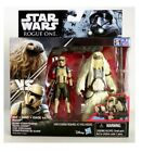 STAR WARS ROGUE ONE TWIN FIGURE PACK: MOROFF & SCARIF STORMTROOPER SQUAD LEADER