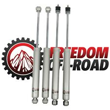 Lift Extended Nitro Shocks For 94-2001 Ram 1500 / 1994-2012 Ram 2500 3500 4WD