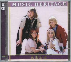 ABBA - Music Heritage (Germany 2003) 2CD