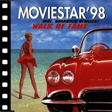 Walk of Fame Moviestar '98 [Maxi-CD]