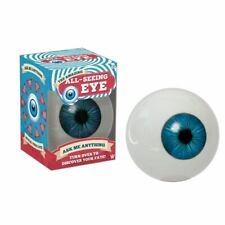 Amazing All Seeing Eye Mystic Ball Decision Making Novelty Toy - Boxed