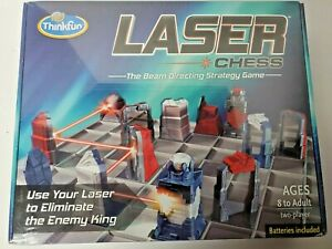 Laser Chess / Chess with laser beams! / NEW
