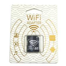 Wireless WiFi Micro SD TF Flash SDHC Memory Card Camera Adapter for Canon DSLR