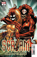 Scream Curse of Carnage #2 Marvel Comics Clay Mcleod Chapman