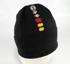 Iceberg History Mickey Mouse Beanie Hat Cap Disney Stocking Ski Snowboard Black