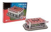 AC Milan San Siro Stadium 86 Piece 3D Jigsaw Puzzle (kog)
