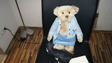 Steiff Teddybär Bagi ,unbespielt mit Zertifikat und Steiff-Beutel