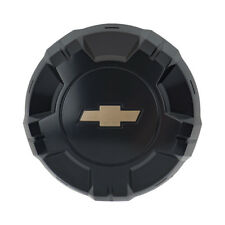 OEM NEW Wheel Center Hub Cap Black w/ Bowtie Logo 2004-2012 Colorado 9595905