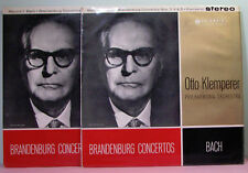 OTTO KLEMPERER Bach Brandenburg Concertos Nos. 1 to 6 -2  LP set SAX 2408