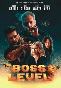 Boss Level...Action, Mystery, Sci-Fi (2020), DVD