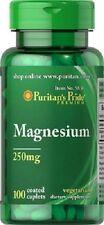 Magnesium 250 mgr. 100 tabletten