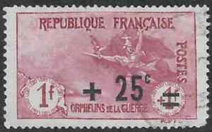 France #B18 Used 35% of SCV $32.50  **FREE Domestic SHIPPING**