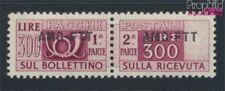 trieste - Zone Un PM24 neuf 1949 timbres de paquets (9045755