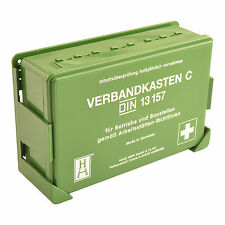 Betriebs Verbandkasten Erste Hilfe Koffer DIN13157 Made in Germany