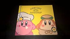 The Sound of Kirby Cafe Game Music Soundtrack CD SEGA Japanese
